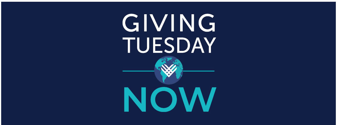 Giving Tuesday Now Slider